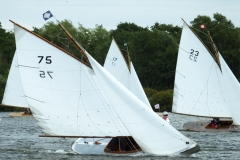 Broads One Design Open 23.07.17 (Pic Simon McClean)