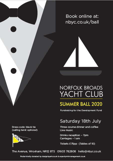 Summer Ball Poster Image